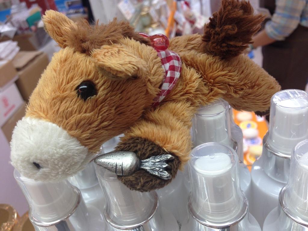 小川さんの馬